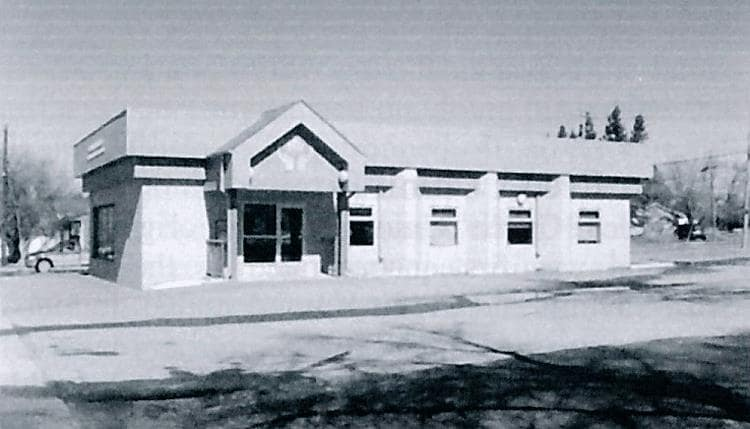 Debden Credit Union Limited, Big River Branch..