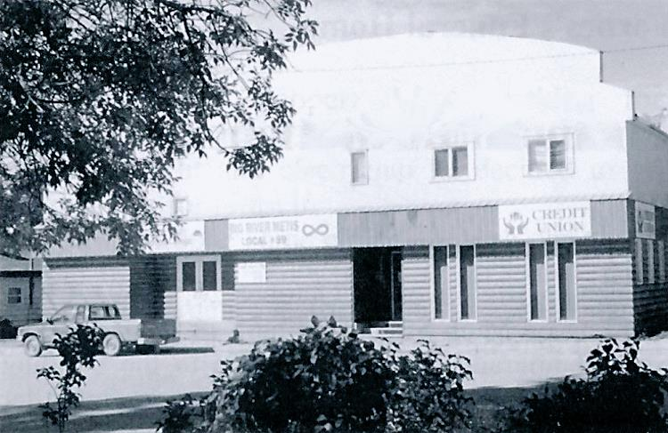 Debden Credit Union, 1996 - 2004.