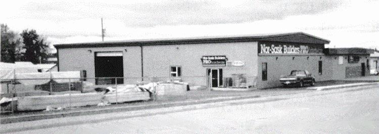 NorSask Builders Supplies Ltd., 1990's