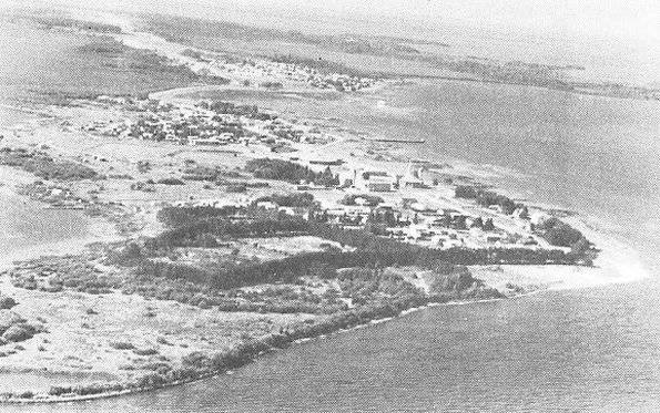 Aerial View Of Ile-A-La-Crosse