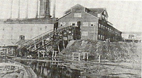 The Mill in Operation.