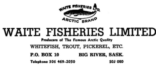 Waites Fisheries Limited.
