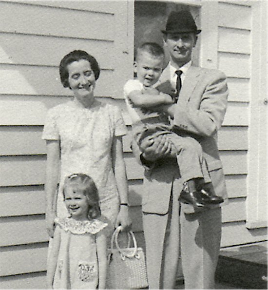 Ray Kennedy and Family.